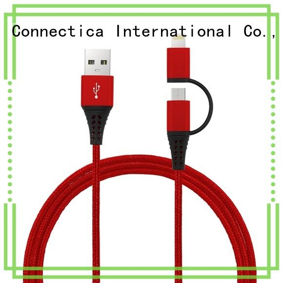 one to three micro usb cord manufacturer for android phone