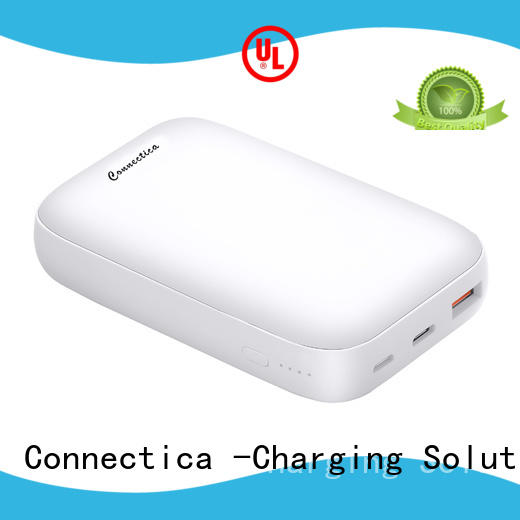 slim slim power bank mfi with pd and qc for travelling
