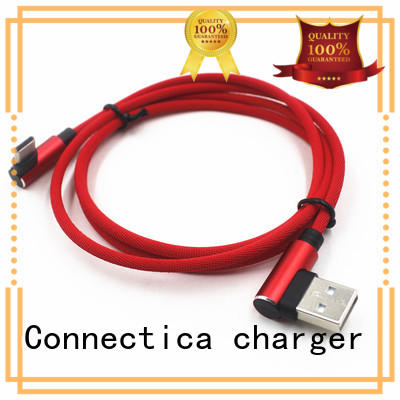 Wholesale tpepvc charging cable Connectica charger Brand