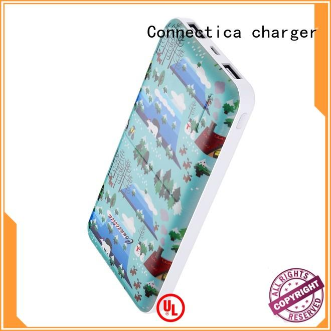 aluminum best portable power bank cpc with charging dock for working