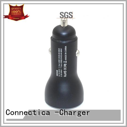 Design Car Charger Metal CCC-0009