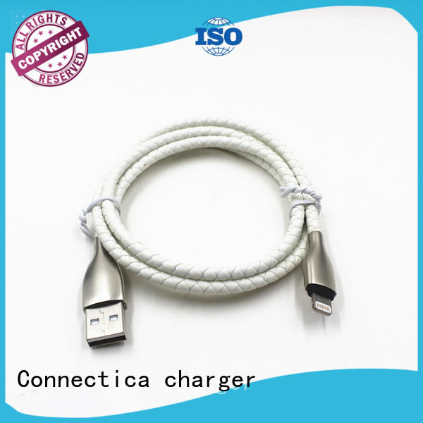 Connectica charger pvc multi charger cable with a usb Micro connector for android phone