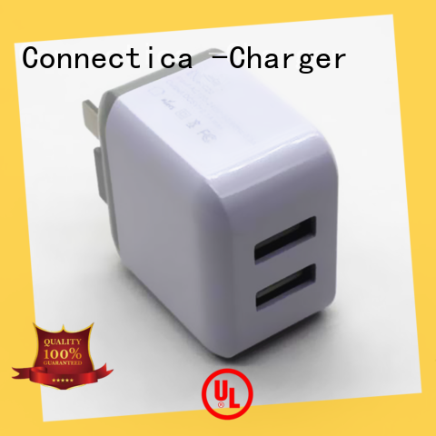 Connectica charger mini travel charger with interchangeable plug online