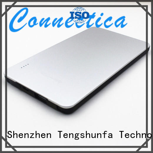 Connectica excellent power bank 13000mah with pd and qc for abc and pc flame retardant
