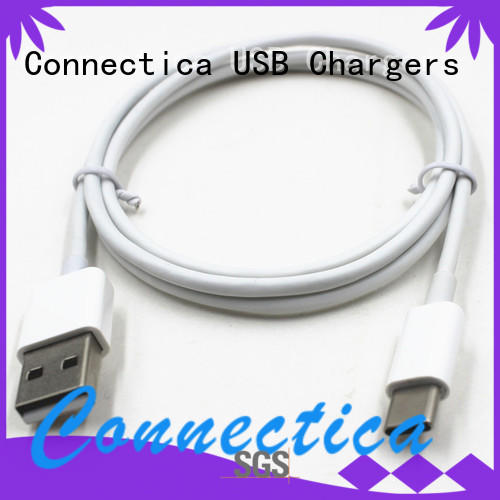 datacharging tpe certification Connectica charger Brand mfi usb cable manufacture