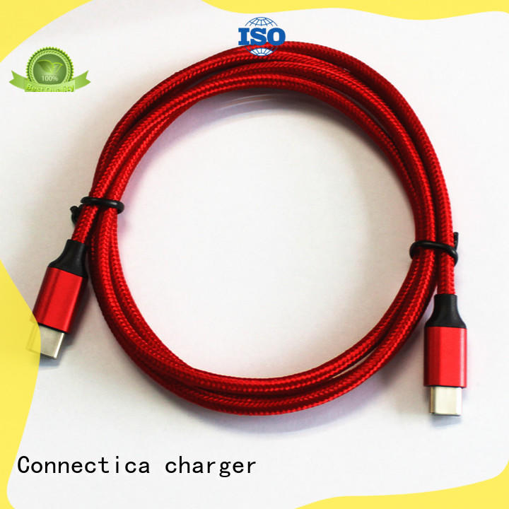 conn mfi lightning cable manufacturer for the game Connectica charger