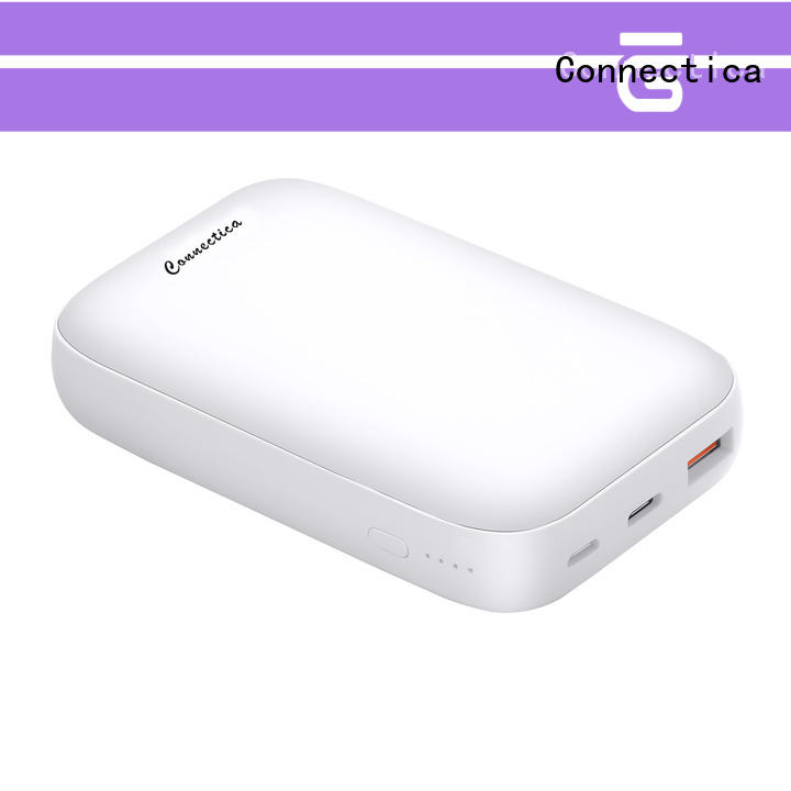 Connectica cpc mini power bank factory for working