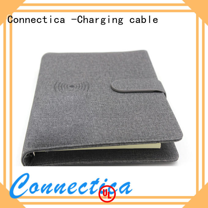 portable power bank high quality with wireless charging for mobile phone