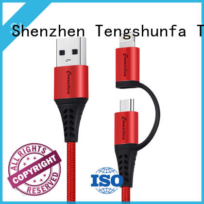 braided cable iphone original usb a port to usb type c company for sale