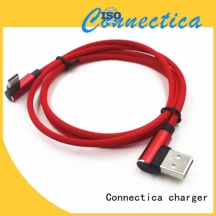 mfi lightning cable conn for android phone Connectica charger