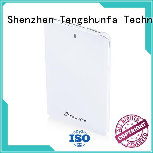 ultra thin ihave power bank high quality with rfid blocker for working