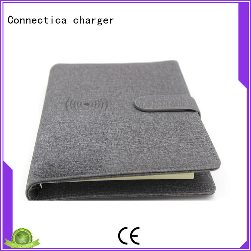 Connectica charger portable portable battery bank with type