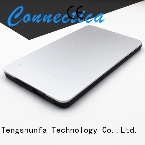 Connectica housing power bank 10400mah factory for abc and pc flame retardant