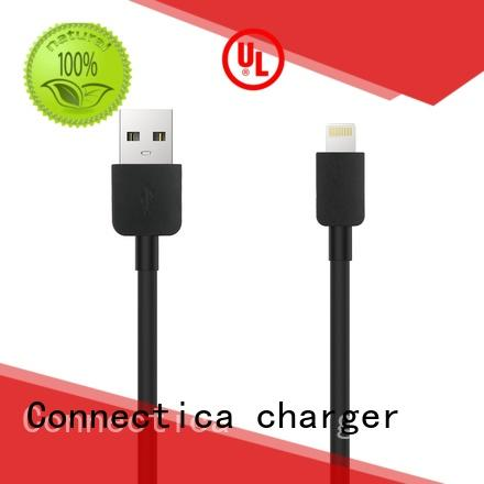 one to three multi charger cable manufacturer for sale Connectica charger