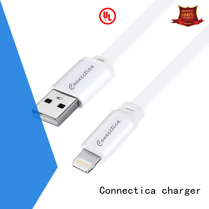 Connectica charger retractable type c usb cable manufacturer for the game