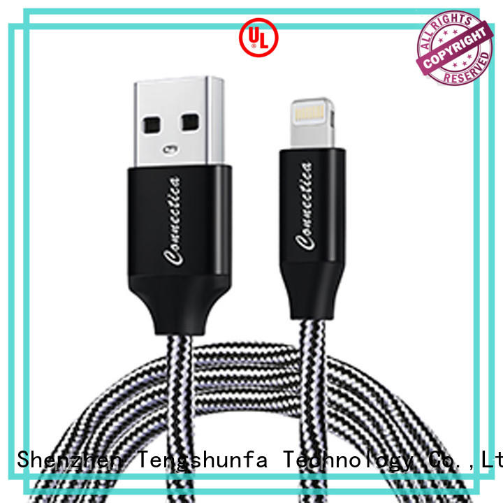 Connectica conn usb to lightning cable factory