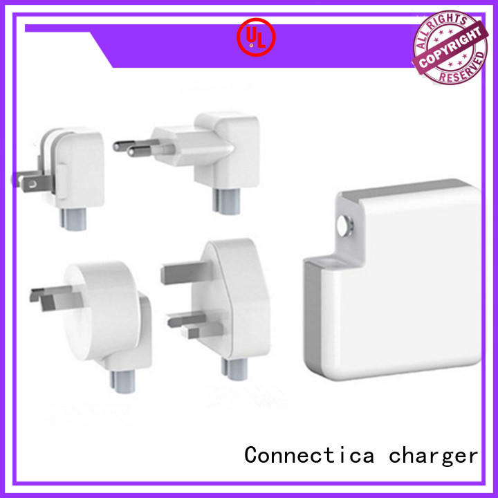 Connectica charger mini wall charger injection molding for sale