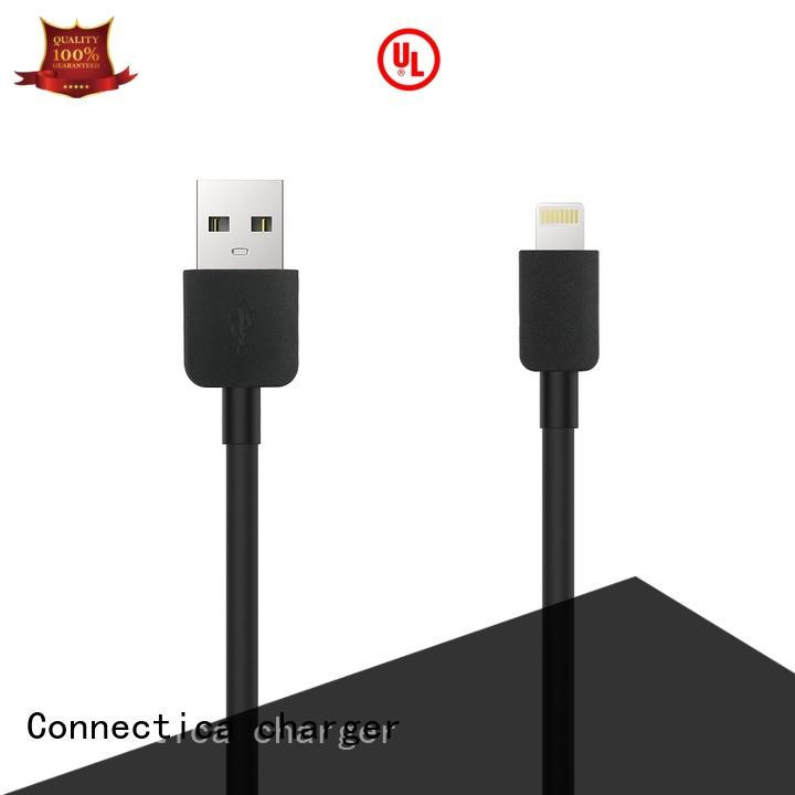 connector pvctpe tpeabs charging cable Connectica charger Brand company