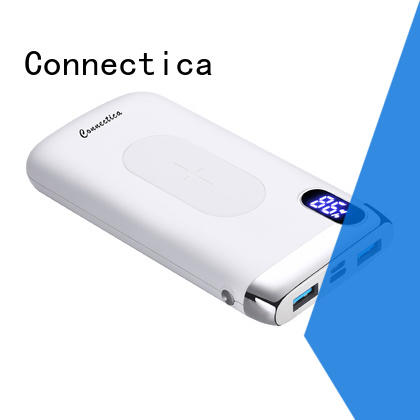 Connectica notepad power bank 4000mah Supply for working