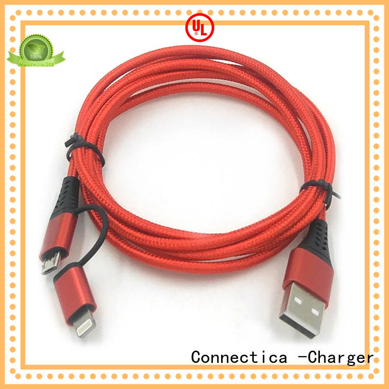 tpe tpepvc datacharging Connectica charger Brand mfi usb cable factory