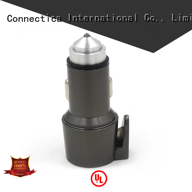 plastic micro usb car charger supplier for sale