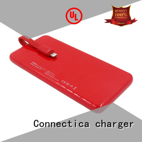 external battery charger excellent for working Connectica charger