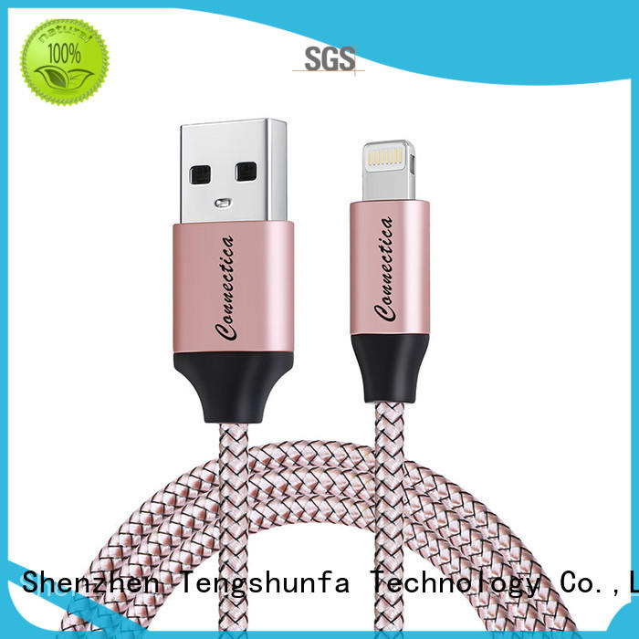 retractable lead lightning MFI company for android phone