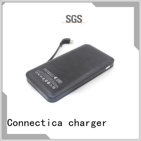 power bank manufacturer card ultra charger Connectica charger Brand
