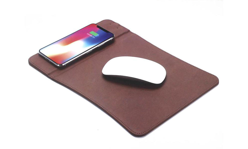 Wireless Charging Mousepad for PU CWC-0001-2
