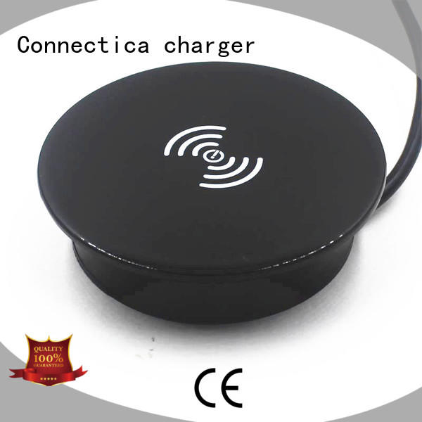 pad pcabs face ultra portable wireless charger Connectica charger Brand