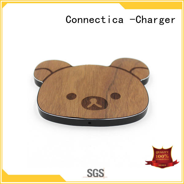 best wireless charging pad high quality for pc and abs Connectica charger