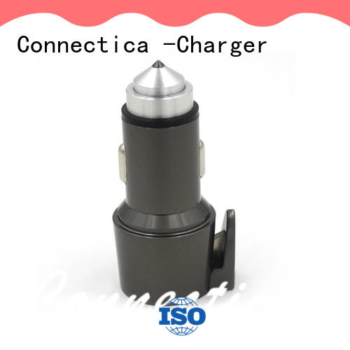 Connectica charger ccc usb car charger adapter supplier for sale