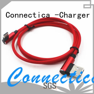 pet usb charging cable mfi Connectica charger