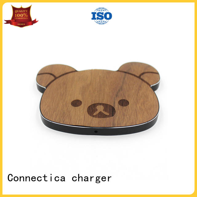 Connectica charger round charging mat excellent for pu