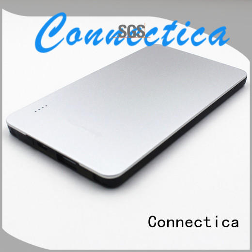 Connectica high quality bateria power bank Suppliers for mobile phone