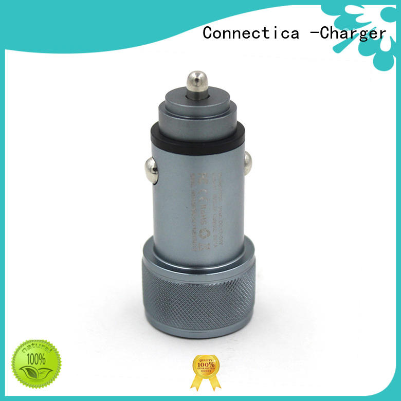 pd cigarette car charger supplier for mobile