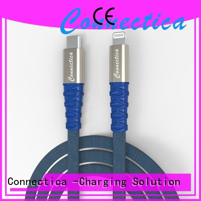 Connectica usb a port to usb type c type c to lightning factory for android phone