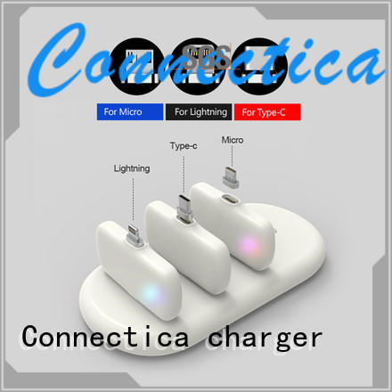 Connectica charger cpc branded power bank with rfid blocker for mobile phone