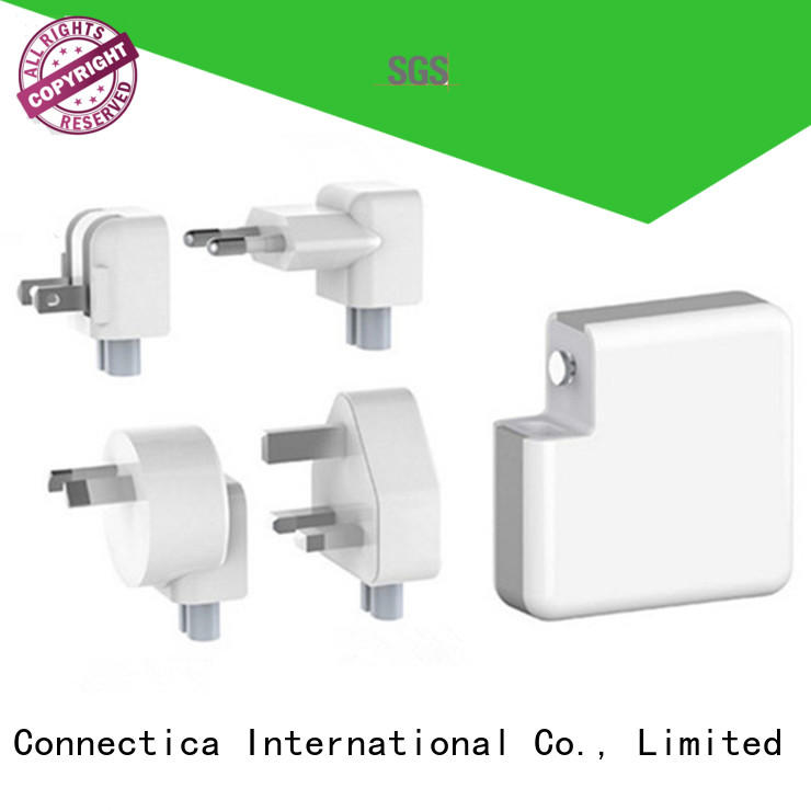 Connectica charger high quality usb wall adapter ctc for sale
