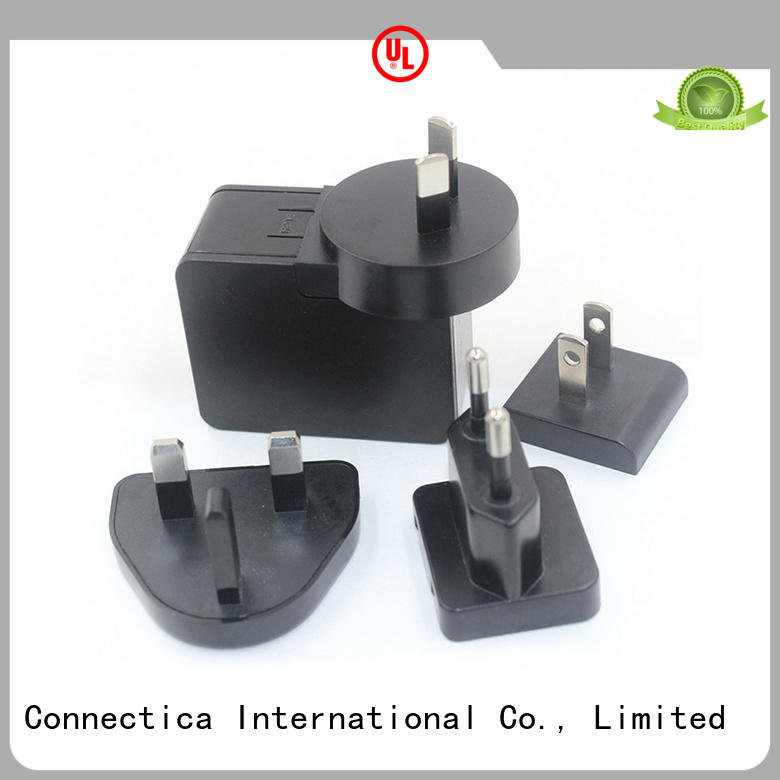 charger multiple injection Connectica charger Brand wall charger