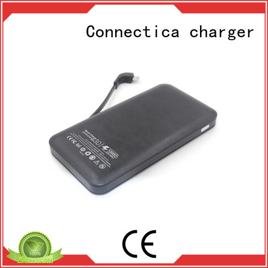 power bank manufacturer blocker portable power bank Connectica charger Brand