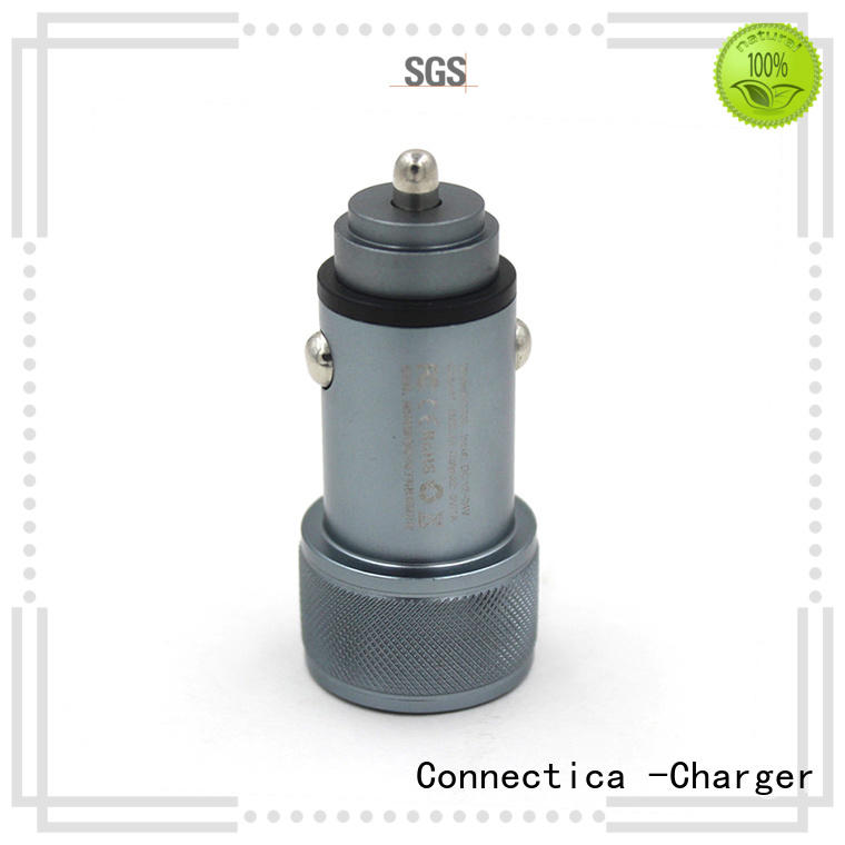 best usb car charger excellent for car Connectica charger
