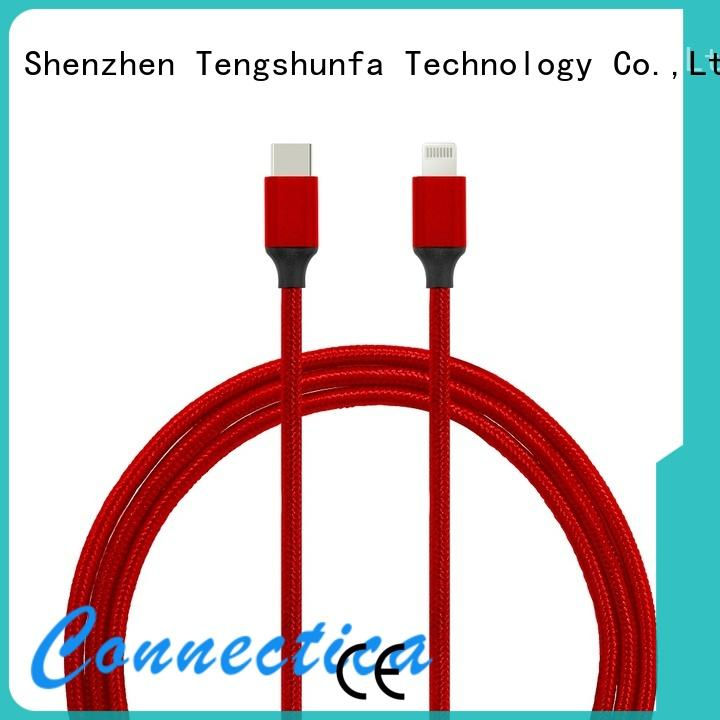 New cable iphone original MFI with molding for the game