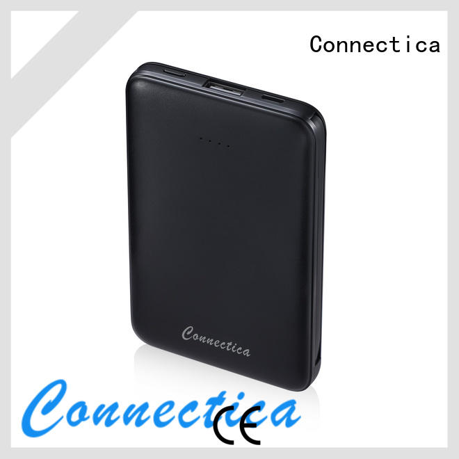 Connectica notepad power bank 10400 for business for working