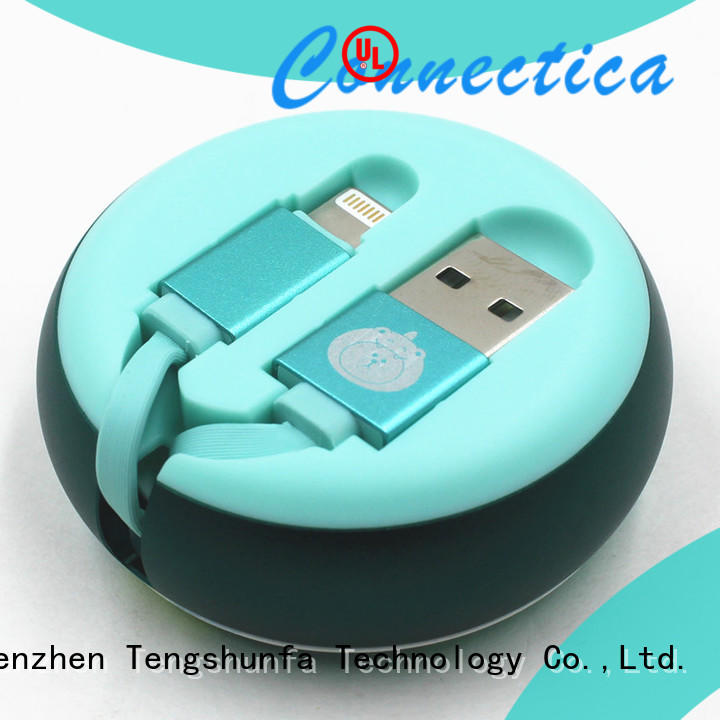 Connectica Best usb to lightning cable manufacturer for android phone