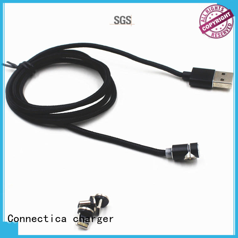 Connectica charger Brand tpeabs connector mfi usb cable tpe