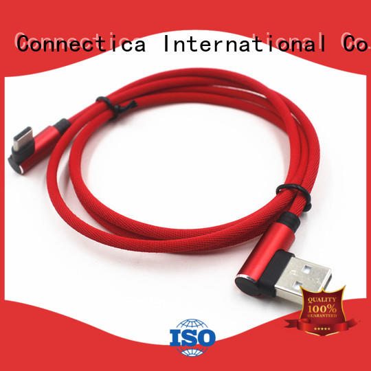 Hot mfi usb cable tpe Connectica charger Brand