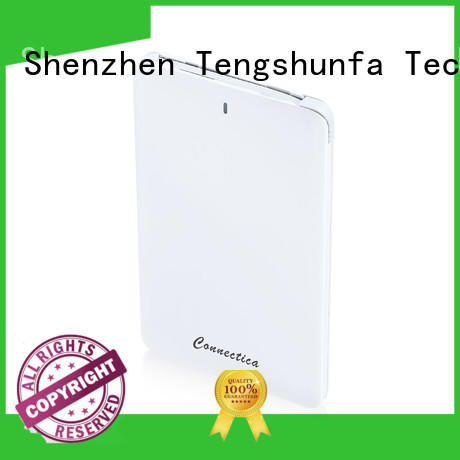 ultra thin cell phone power bank mfi with pd and qc for abc and pc flame retardant