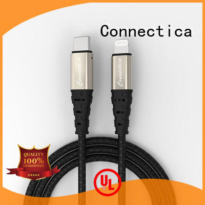Connectica Best lead lightning Suppliers for android phone