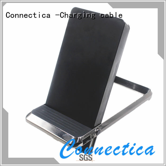 Connectica three in one usb power bank with rfid blocker for abc and pc flame retardant